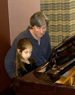 Piano instruction in Boulder CO